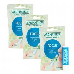 Aromastick FOCUS Pack